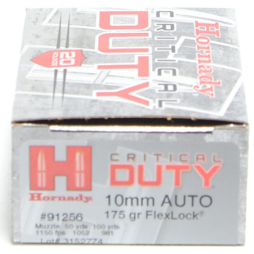 Hornady 10mm