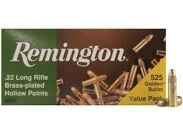 Remington 22 Long Rifle
