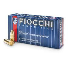 Fiocchi 9mm